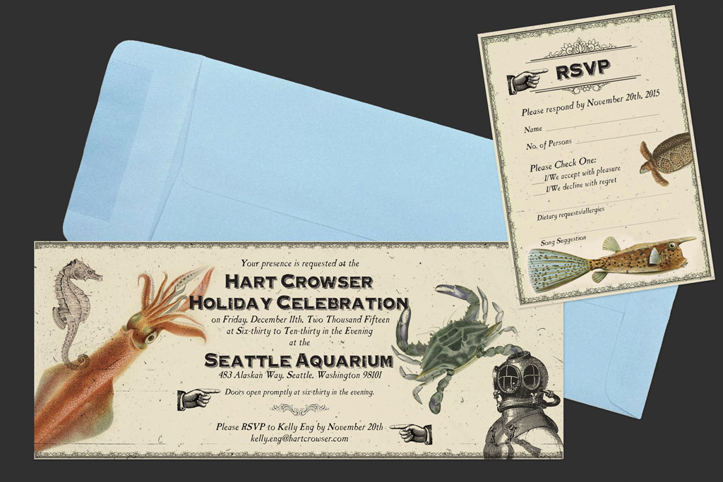Party Invitations – Hart Crowser