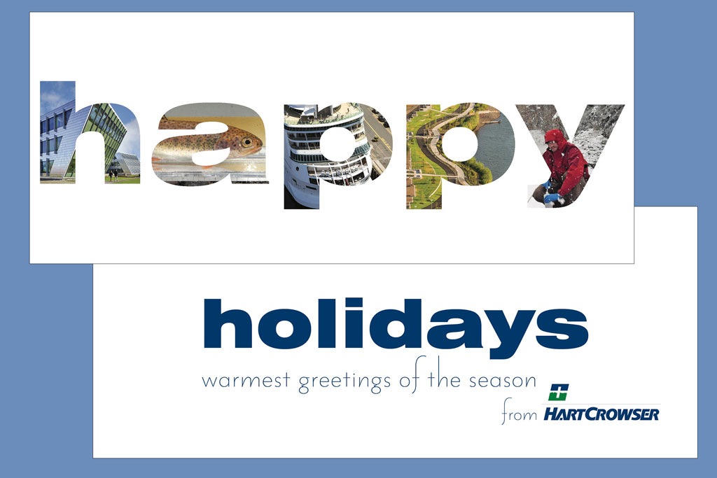 Holiday Card – Hart Crowser