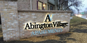 Abington Village Logo