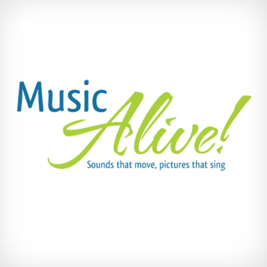 Music Alive! – Logo