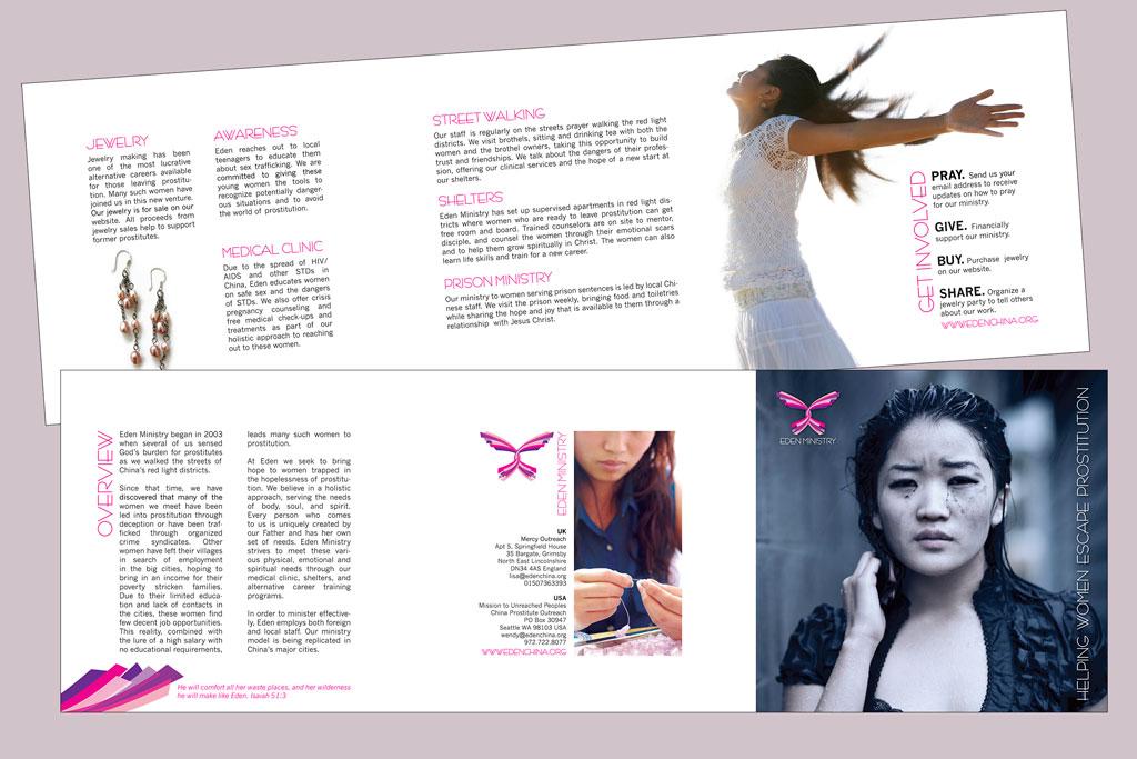 Brochure – Eden Ministry